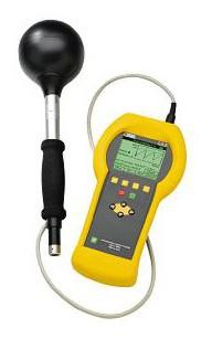 prístroj na meranie elektromagnetického poľa